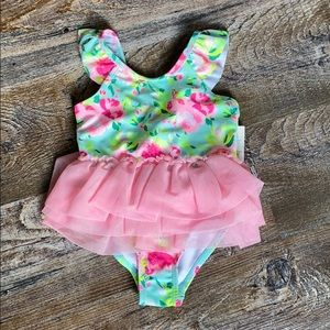 Nicole Miller infant swimsuit